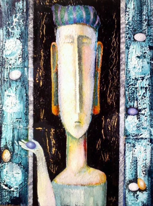 Bird Man by Sibyl MacKenzie