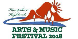 Hampshire Highlands Arts & Music Festival logo