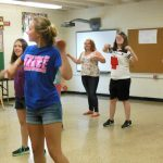 Dancing is fun!